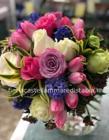 Bouquet fiori di campo mix