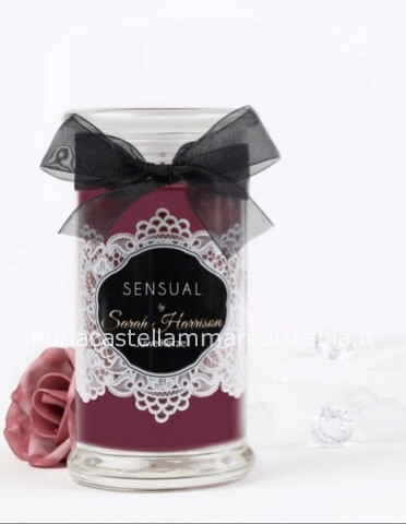 Jewelcandle sesnsual Sarah Harrison